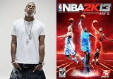 Jay-Z is the Executive Producer of NBA 2K13?