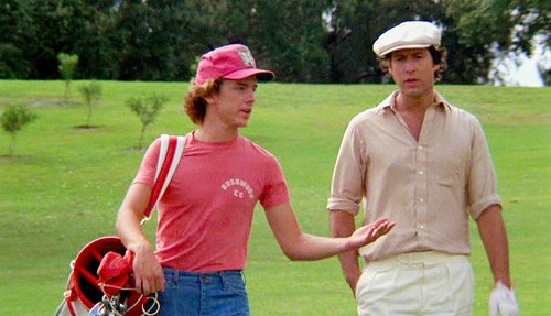 Quote of the Day: Caddyshack | theaudiodope