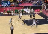 Leandro Barbosa breaking ankles in the Olympics