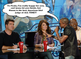 Kanye could possibly be the next host on American Idol?