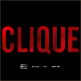 Artwork: Big Sean, Kanye West & Jay-Z- Clique