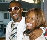 Kanye rapping with his mom in 2003 [Video]