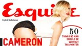 Cameron Diaz Esquire Photos