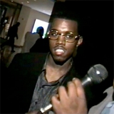 Video: 1998 Mase interview featuring a young Kanye West